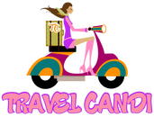 Travel Candi Logo